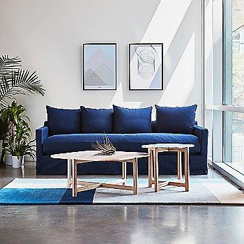Carmel Sofa with Quarry Coffee Table