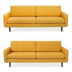 Switch Sofa (Laurentian Citrine) - OPEN BOX RETURN