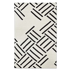 Hatch Rug by Gus Modern (4 ft x 6 ft) - OPEN BOX RETURN