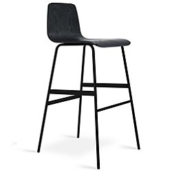 Lecture Stool  (Ash Black) - OPEN BOX RETURN