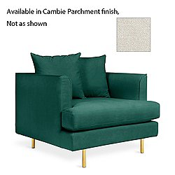 Margot Chair (Cambie Parchment) - OPEN BOX RETURN