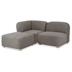 Circuit Modular 3 Piece Sectional Sofa