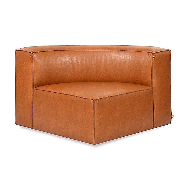 Mix Modular Vegan Leather Wedge Chair