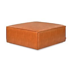 Mix Modular Vegan Leather Ottoman