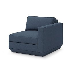Podium Right Arm Sectional Sofa