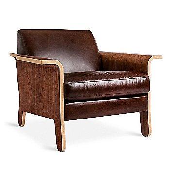 Chestnut Brown Leather color
