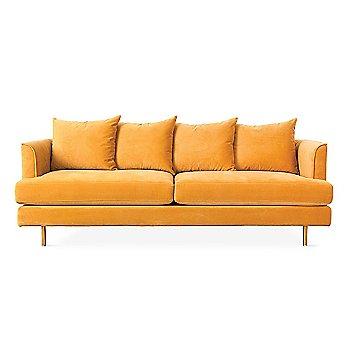 Velvet Goldleaf Fabric color