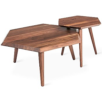 Shown in Walnut