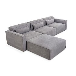 Mix Modular 4 Piece Sectional Sofa