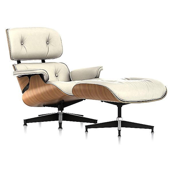 Eames Lounge Chair with Ottoman