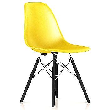 Lemon Yellow / Trivalent Chrome base / Ebony leg finish