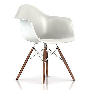 Shown in White, White/ Walnut finish
