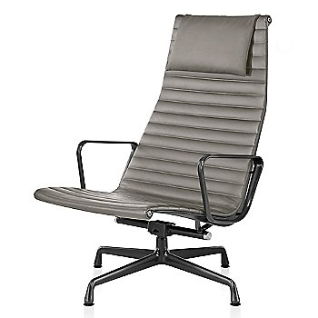 Graphite Satin base finish, Messenger: Ash Material, with Headrest