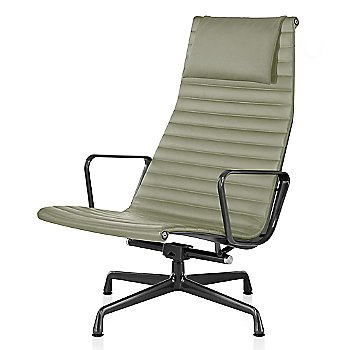 Graphite Satin base finish, Messenger: Fennel Material, with Headrest