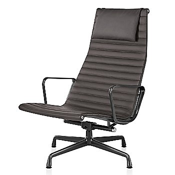 Graphite Satin base finish, Messenger: Shadow Material, with Headrest
