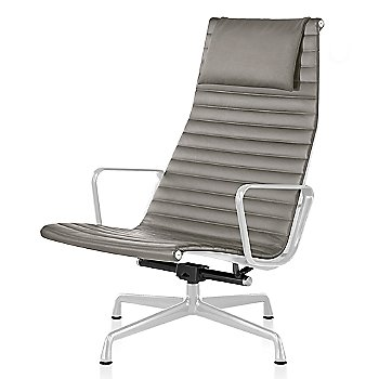 White base finish, Messenger: Ash Material, with Headrest