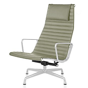White base finish, Messenger: Fennel Material, with Headrest