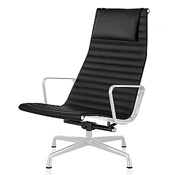 White base finish, Messenger: Onyx Material, with Headrest