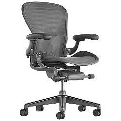 Aeron Office Chair - Size A, Carbon