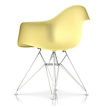 Shown in Pale Yellow, Trivalent Chrome Base Finish