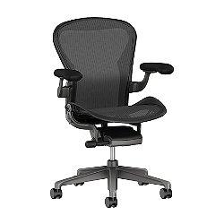 Aeron Office Chair - Size A, Graphite