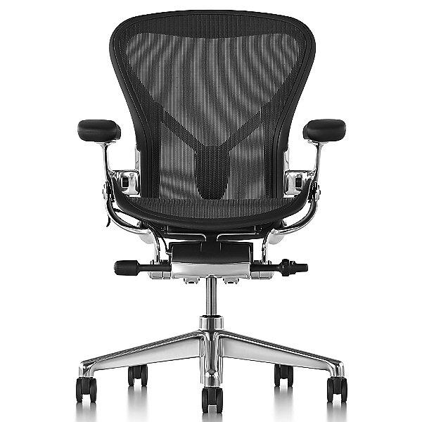 Aeron Office Chair - Size C, Graphite