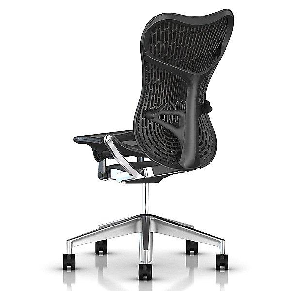 Mirra 2 Office Chair, Armless - Lumbar Support