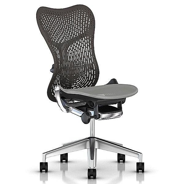Mirra 2 Office Chair Triflex Back Armless