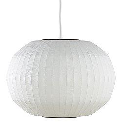 Angled Sphere Bubble Pendant Light