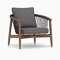 Crosshatch Lounge Chair