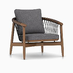Crosshatch Lounge Chair
