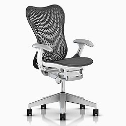 Mirra 2 Office Chair Triflex Back (Graphite/Fog) - OPEN BOX