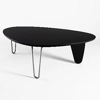 Rudder Table, Ebony on Maple finish