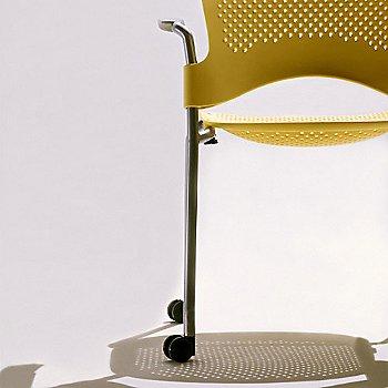Lemon, casters detail