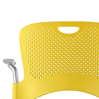 Seat back detail, Lemon