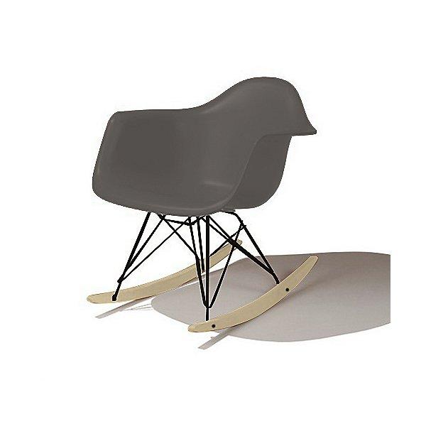 Eames Molded Plastic Rocker Chair