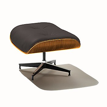 Santos Palisander shell finish / MCL Leather: Espresso