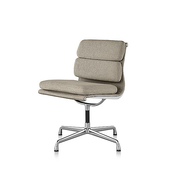 Herman Miller Eames Soft Pad Side Chair, Eames Side Chair Pad