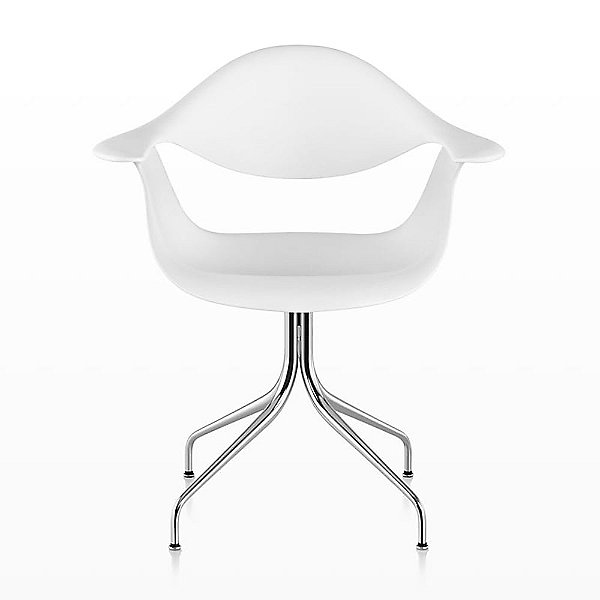 Nelson Swag Leg Molded Chair