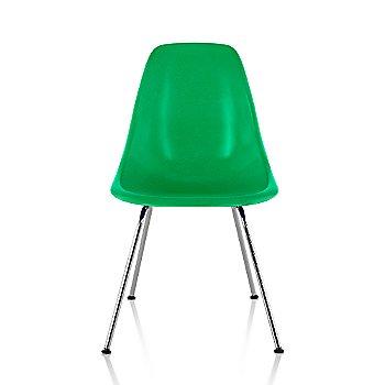 Green back finish / Trivalent Chrome base finish