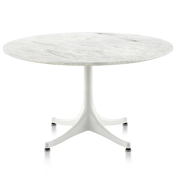 Nelson Pedestal Occasional Tables, Outdoor
