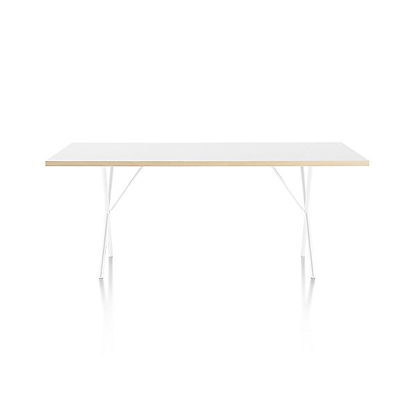 Nelson X-Leg Table with Laminate Top