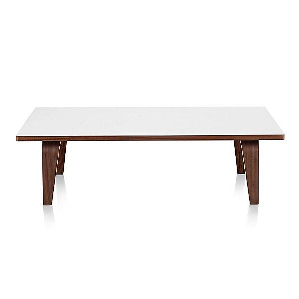 Eames Rectangular Coffee Table, Laminate Top