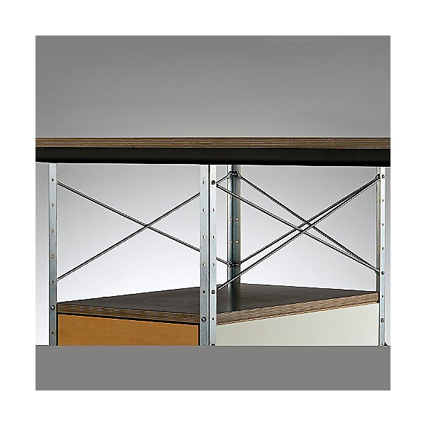 Eames Storage Units, 2-Units High