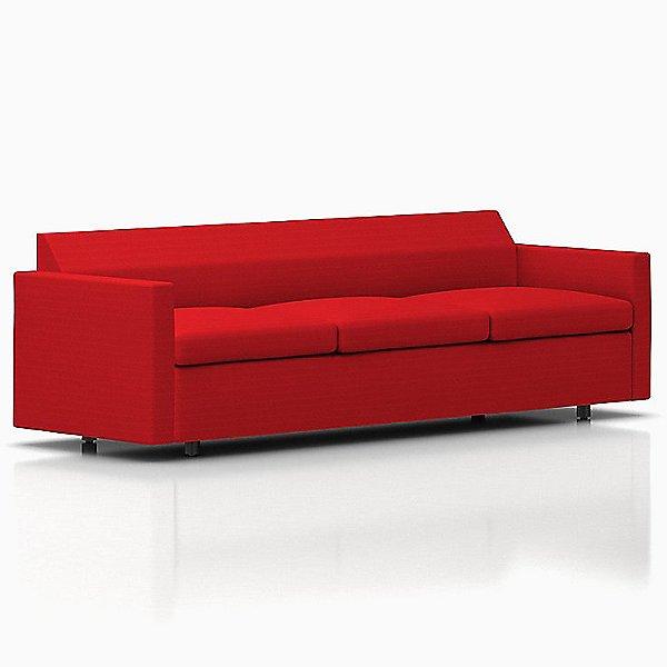Bevel Three-Seat Sofa