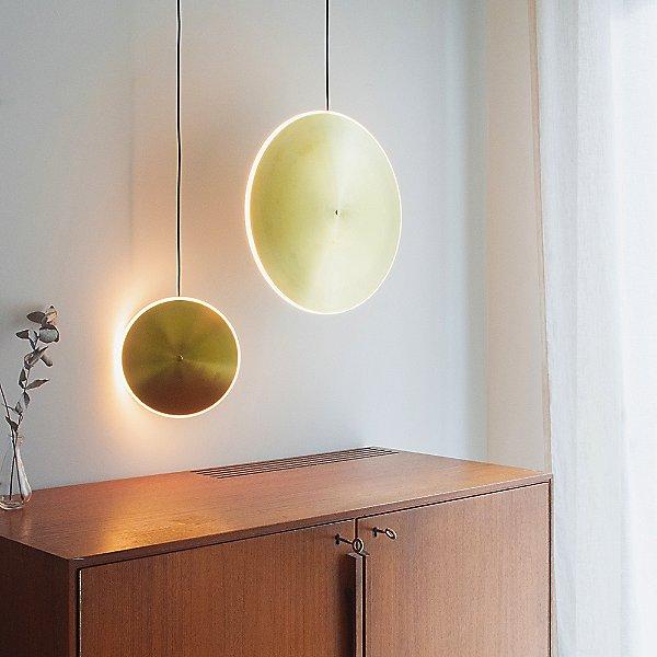Chrona LED Vertical Pendant Light