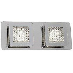 Nero LED Vanity Light