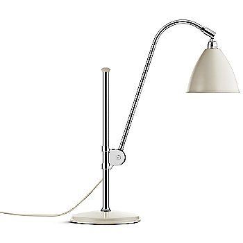 Shown in Chrome with Off-White finish