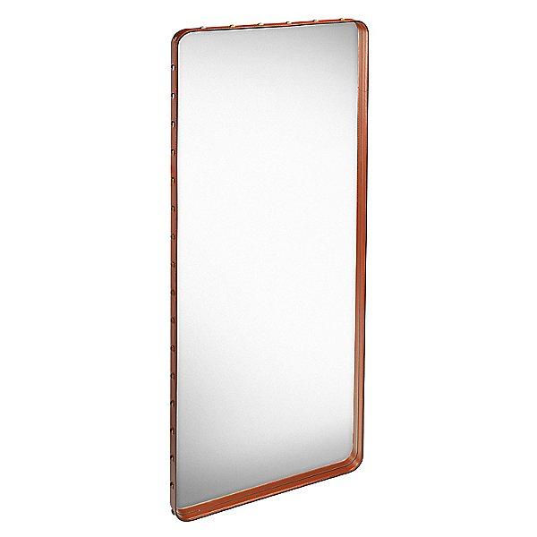 Adnet Rectangulaire Mirror