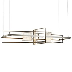Summer LED Linear Suspension Light